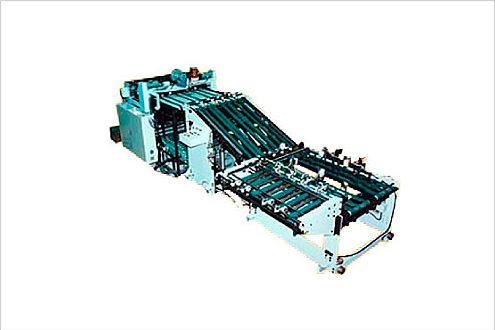 PPシート集積作業の自動化例